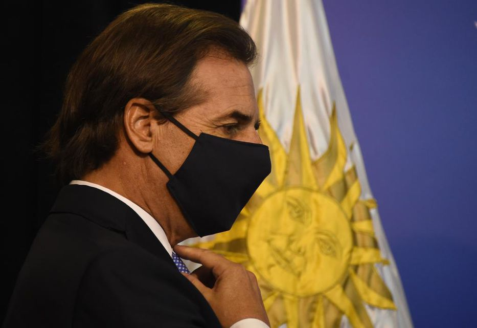 Lacalle Pou acudirá a la asunción del presidente Lasso en Ecuador