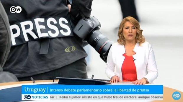 Informe de Deutsche Welle (DW) en Español.