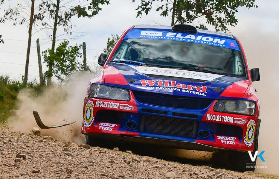 Club Uruguayo de Rally confirma su primera fecha en Minas