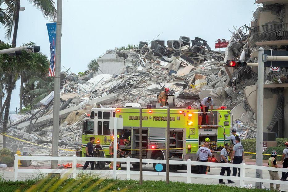 Tragedia en Miami