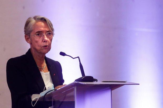 Élisabeth Borne, ministra de Trabajo de Francia - Foto: EFE