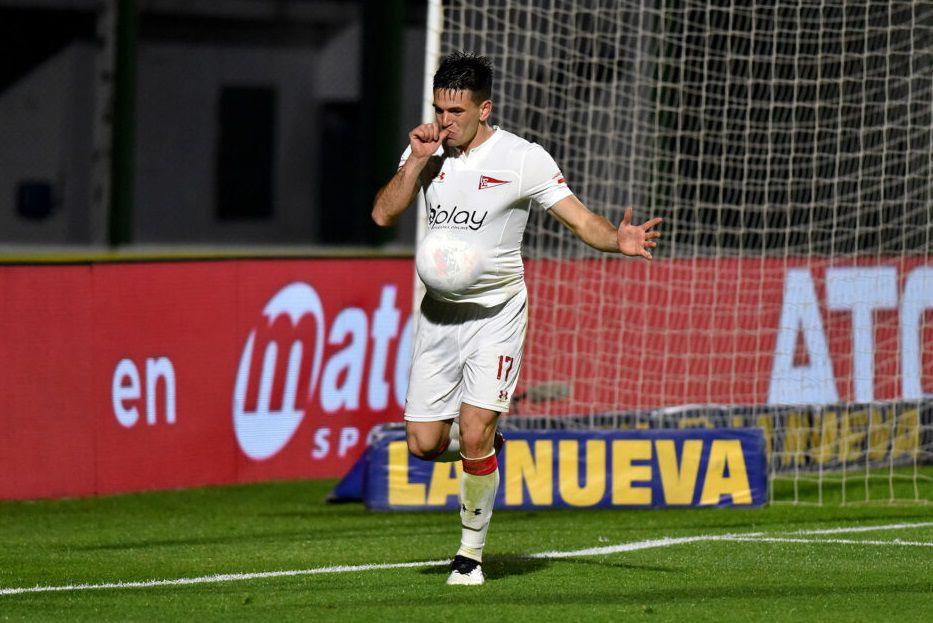 Argentina: Manuel Castro anotó en el 3-0 de Estudiantes. Boca Juniors empató 1-1