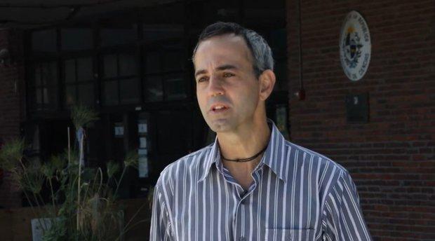 Marcelo Barreiro, científico e investigador. Foto captura video de MVOT