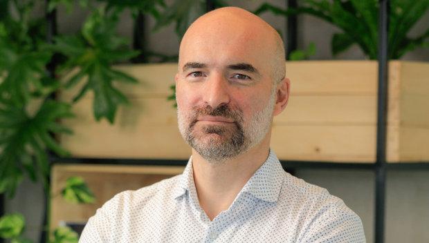 Alejandro Pazos, gerente general en el país, y director de Socios, Clientes Corporativosy Pymes parala región Sur de Microsoft